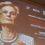 Liliana Segre: «L'indifferenza alimenta la violenza»
