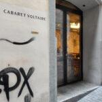 Leggere. Luca Billi torna al Cabaret Voltaire nel 1917 per una foto di gruppo con ragazza