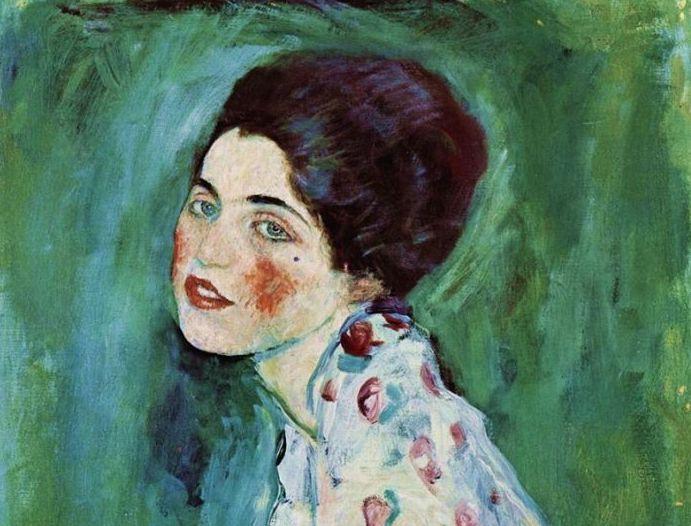 La modella di Klimt