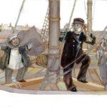Per immagini. Si riapre la caccia allo Squarlo di Carroll, con Newell, Ghigliano e Almansi