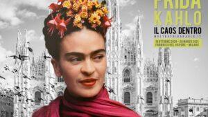 Frida Khalo Fabbrica Vapore