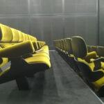 Rassegnata considerazione sull'immaterialità del cinema (per di più chiuso)