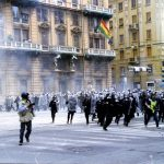 G8 2001, un video di pochi secondi per ricordare Genova tinta di sangue