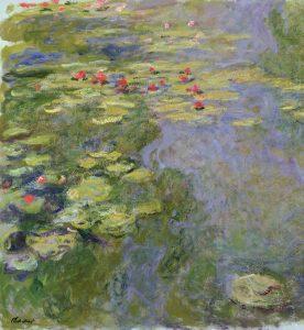 Lo stagno delle ninfee Monet Palazzo Reale