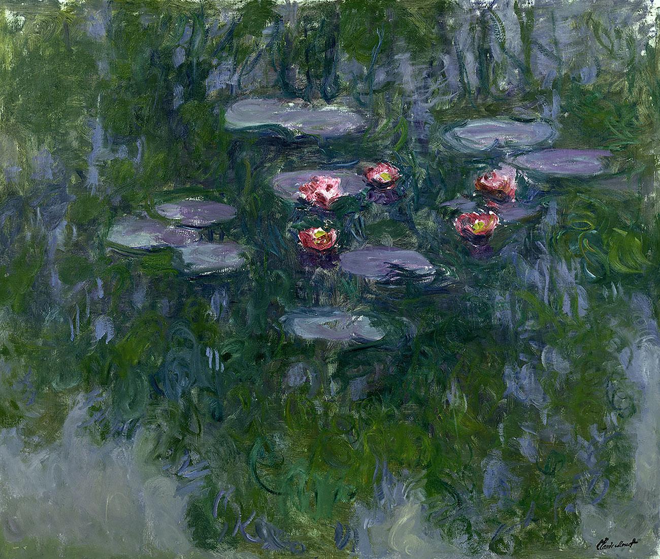 mostra Monet Palazzo Reale